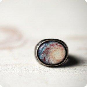 Кольцо Nebula Blue