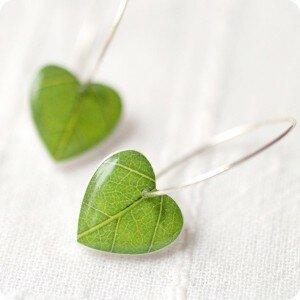 Серьги I heart Nature