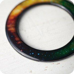 Браслет Nebula Green